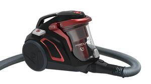 Hoover HP730ALG 011 Staubsauger - Schwarz / Rot