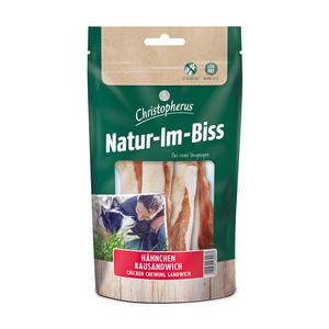Christopherus Natur-Im-Biss Kausandwich 70g