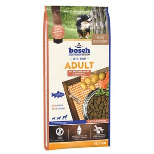 Bosch Hundefutter Adult Lachs & Kartoffel 3kg