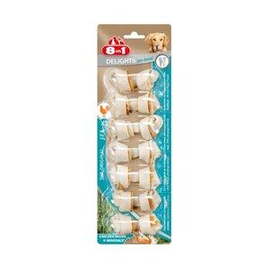 8in1 Delights pro dental Kauknochen XS 7 Stück
