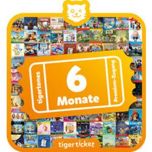 tigerticket - 6 Monate