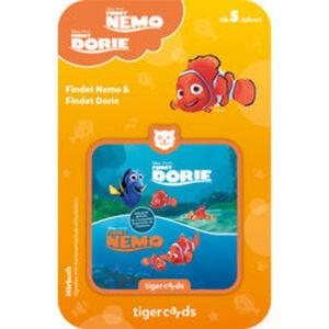 tigercard Disney Findet Nemo & Findet Dorie