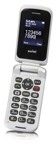 Mobiltelefon mit Dual SIM und SOS Direktwahltaste