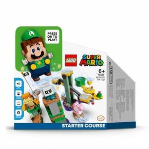 LEGO® Super Mario™ 71387 -  Abenteuer mit Luigi - Starterset