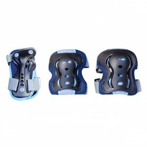 Protektoren Set - Muuwmi - blau - Größe S