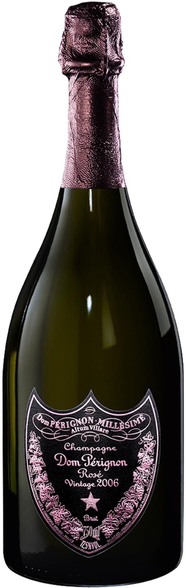 Dom Pérignon Rosé Vintage Champagner   - Schaumwein, Frankreich, trocken, 0,75l