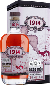 Ron  Edicion Gatun Rum in Gp   - Rum - Rum of Panama, Panama, trocken, 0,7l