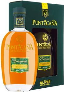 Puntacana Esplendido Rum 12 Jahre in Gp   - Rum - Oliver & Oliver, Dominikanische Republik, trocken, 0,7l