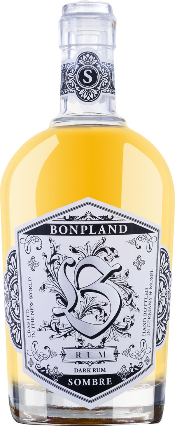Bonpland Sombre Dark Rum    - Rum - Distillery Avadis, Jamaika, trocken, 0,7l