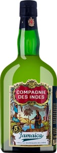 Compagnie des Indes Jamaica Rum 5 Jahre   - Rum, Jamaika, trocken, 0,7l