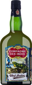 Compagnie des Indes West Indies Rum 8 Jahre   - Rum, Guyana, trocken, 0,7l