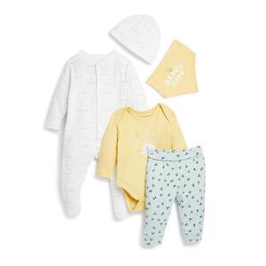 "5-teiliges ""Babyworld"" Starter-Set für Neugeborene"