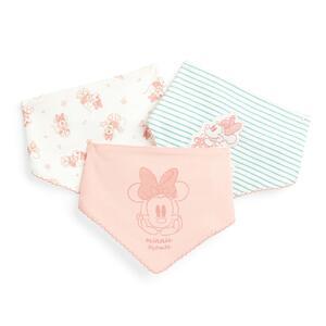 """""""Disney Minnie Maus"""" Lätzchen für Neugeborene (M), 3er-Pack"""