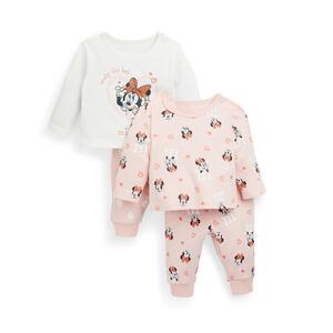 """""""Disney Minnie Maus"""" Pyjamas für Babys (M), 2er-Pack"""