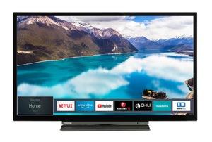 """Toshiba LED-Fernseher »24WL3C63DAX«, 60 cm/24 """", HD ready, Smart-TV"""