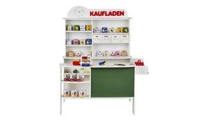 Roba Kaufmannsladen mit Zubehör - weiß - Schichtholz und MDF lackiert - 100 cm - 120 cm - 78 cm
