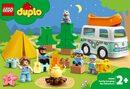 Bild 3 von LEGO® Konstruktionsspielsteine »Familienabenteuer mit Campingbus (10946), LEGO® DUPLO® Town«, (30 St), Made in Europe