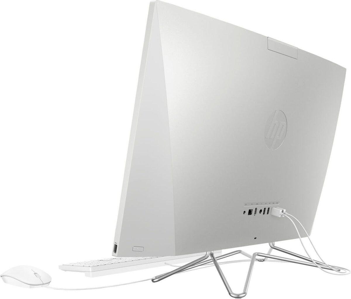 Bild 4 von HP 27-dp1201ng All-in-One PC (27 Zoll Intel® Core i7 1165G7, Iris® Xe Graphics, 8 GB RAM, 1000 GB HDD, 512 GB SSD, Luftkühlung)