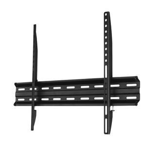 FIX, 1 Stern, schwarz TV-Wandhalterung