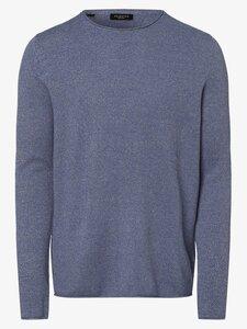 Selected Herren Pullover - SLHRocky blau Gr. S