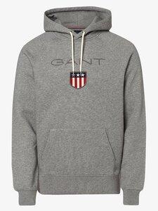 Gant Herren Sweatshirt grau Gr. XL
