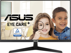 ASUS Monitor VY249HE 23,8 Zoll Full-HD Gaming (1 ms Reaktionszeit, 75 Hz)