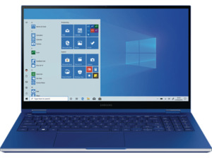 SAMSUNG Galaxy Book Flex, Convertible mit 13,3 Zoll Display, Core™ i5 Prozessor, 8 GB RAM, 256 SSD, Intel® Iris® Plus, Royal Blue