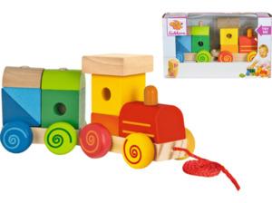 EICHHORN Zug Kinderspielzeug Mehrfarbig
