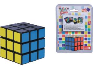 NORIS Tricky Cube Game Familienspiel Mehrfarbig