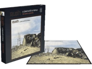 PLASTIC HEAD Rush - A Farewell To Kings (500 Piece Puzzle) Puzzle