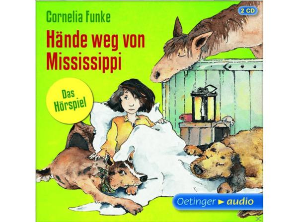 Cormelia Funke - Hände weg von Mississippi (CD)