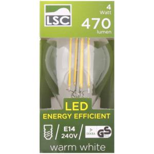 LSC LED Filament Lampen