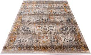 Teppich »My Inca 357«, Obsession, rechteckig, Höhe 6 mm, Kurzflor, Orient-Optik, mit Fransen, Wohnzimmer