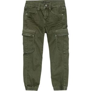 S.Oliver Cargohose, Jeans, Sitzfalten, für Jungen