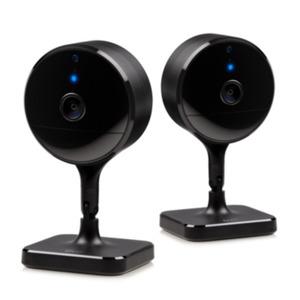 Eve Cam 2er-Pack - Smarte Innenkamera mit Apple HomeKit Secure Video