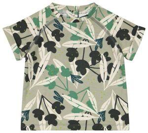 HEMA Baby-T-Shirt Grün
