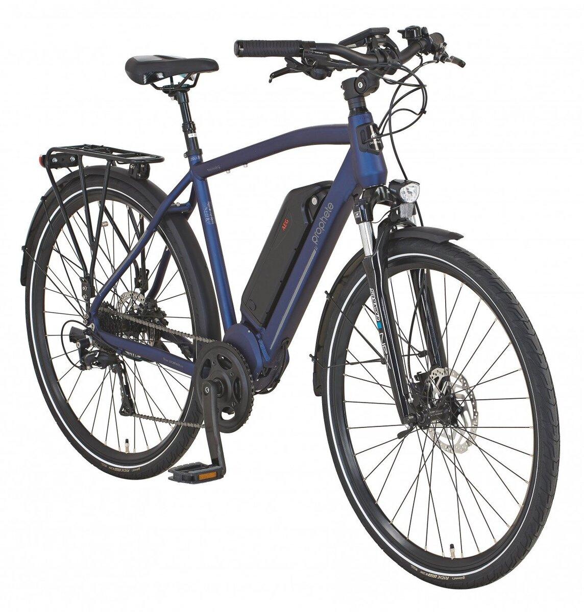Bild 1 von Prophete Entdecker Trekking E-Bike Herren 28'' 21.EMT.10