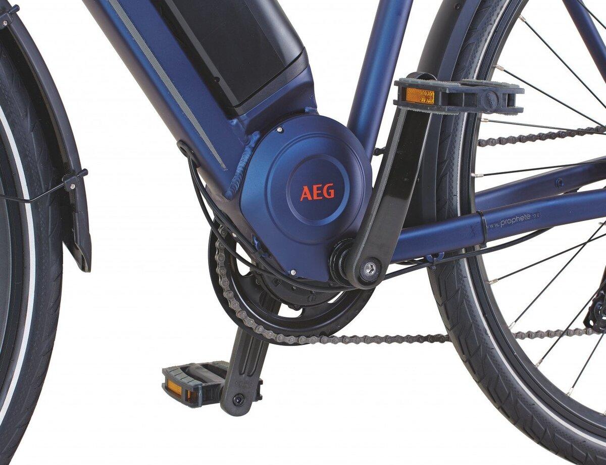 Bild 3 von Prophete Entdecker Trekking E-Bike Herren 28'' 21.EMT.10