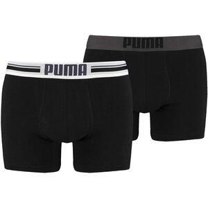 PUMA Underwear - Boxershorts Placed Logo Boxer 2er Pack PUMA Underwear - Boxershorts Placed Logo Box