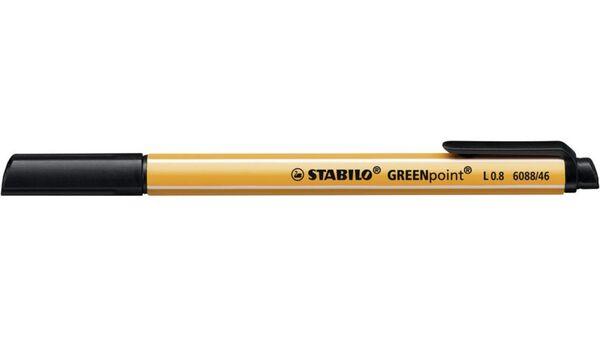 STABILO® Umweltfreundlicher Filzschreiber GREENpoint