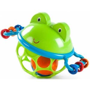 OBall - Rassel-Ball - Frosch