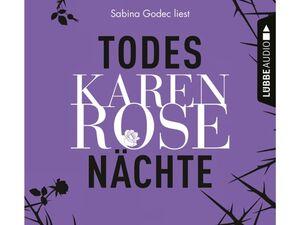 Sony Music Entertainment Germa Rose,Karen - Todesnächte - Hörbuch