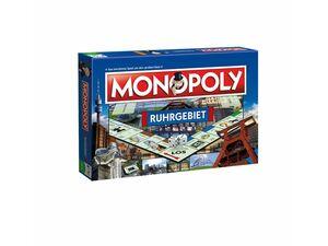 Winning Moves MONOPOLY - RUHRGEBIET - Gesellschaftsspiele