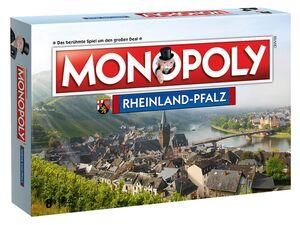 Winning Moves MONOPOLY - REIHNLAND-PFALZ - Gesellschaftsspiele
