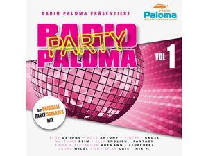 da music / Deutsche Austrophon Radio Paloma Party,Vol.1 - CD