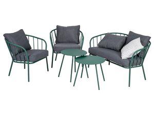 greemotion Lounge-Set »Nizza«, aus Stahl