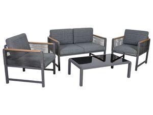 greemotion Lounge-Set »Nevi«, aus Aluminium