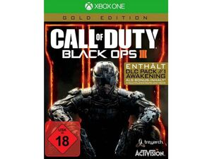 Activision Blizzard Call of Duty 12 - Black Ops 3 (Gold Edition) - Konsole XBox One