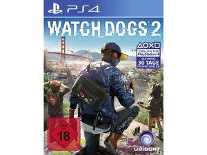 Ubisoft Watch Dogs 2 - Konsole PS4