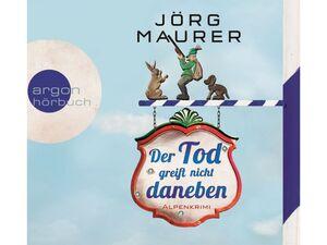 EDEL GERMANY GMBH Maurer,Jörg - Der Tod Greift Nicht Daneben (SA) - CD
